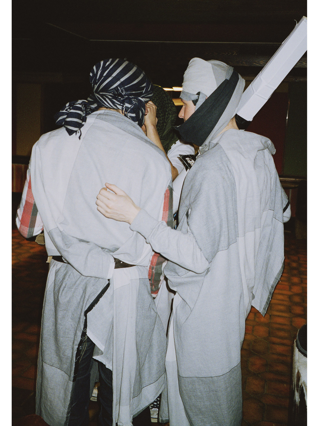 FEDERICO BERARDI Warriors' Night